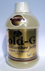 Obat Jelly Gamat Gold G
